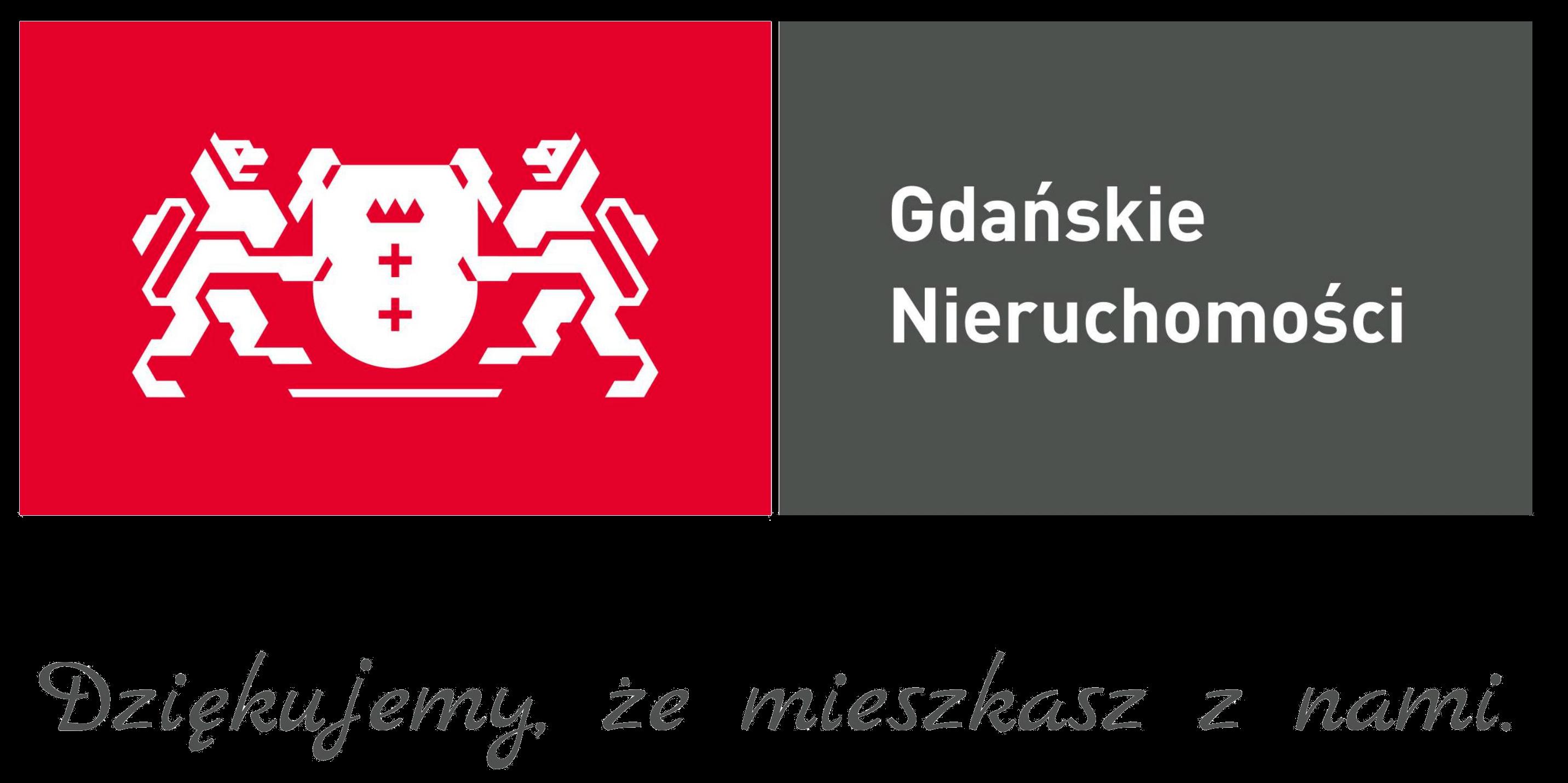logo: Gdańskie Nieruchomości